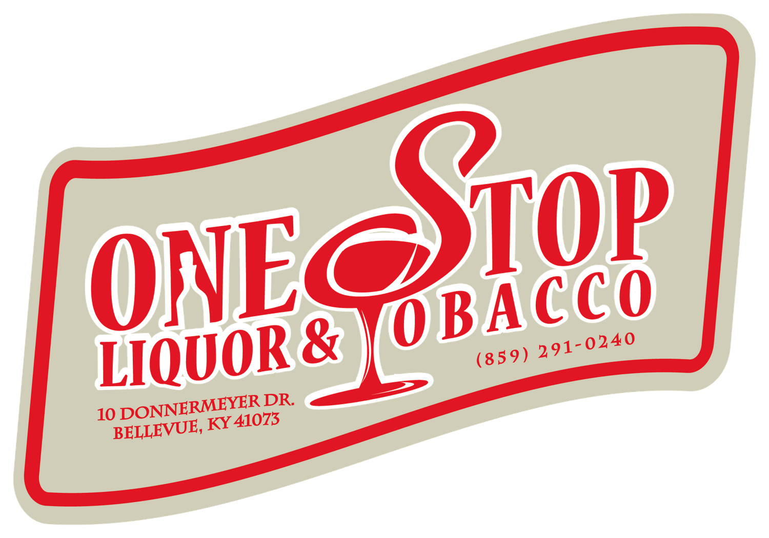 one stop liquor & tabacco