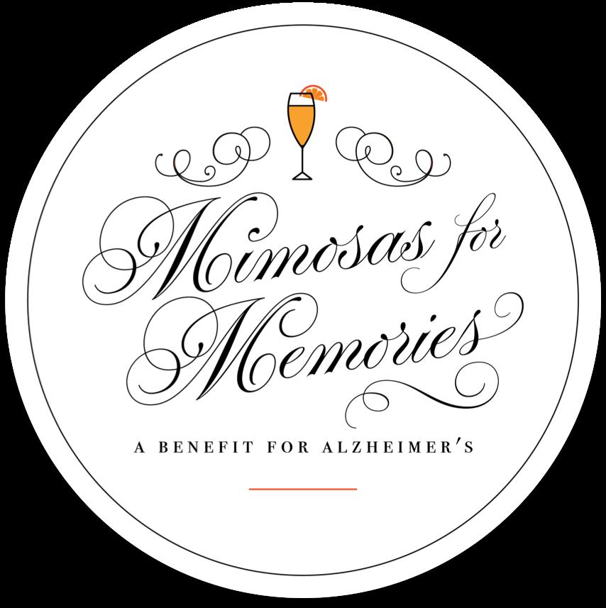 Mimosas for Memories Logo