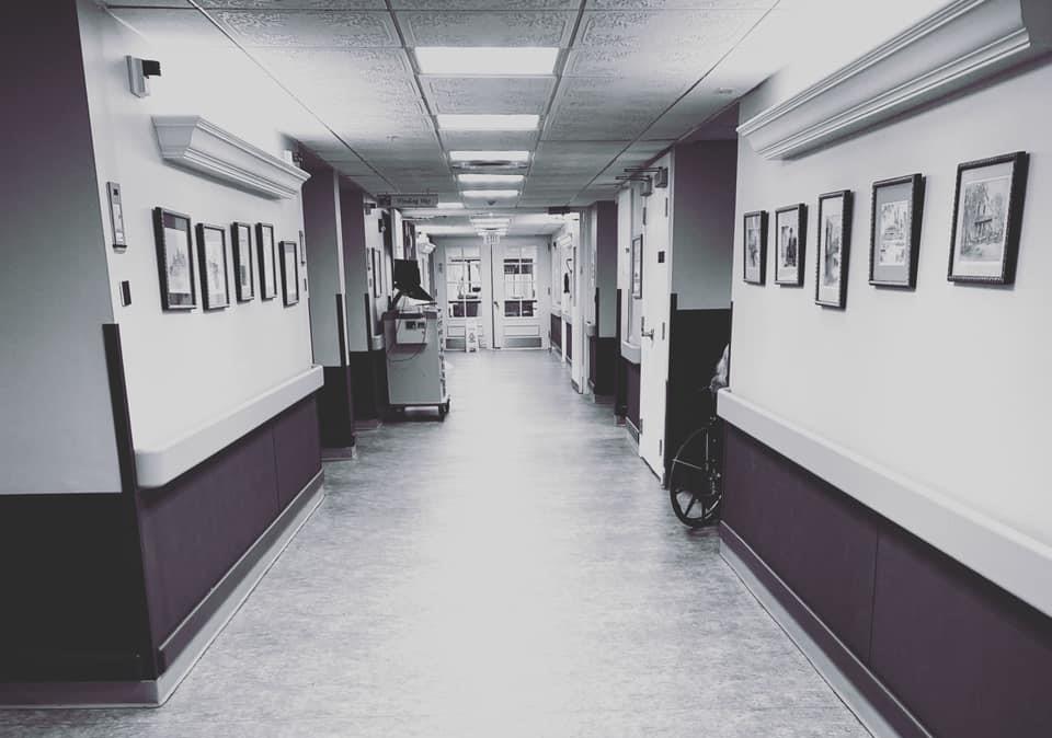 The Halls Are Empty